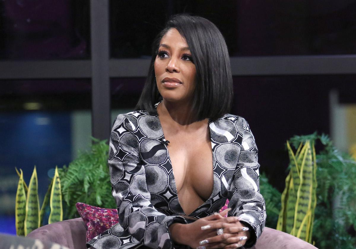 K. Michelle at Build Studio in 2020