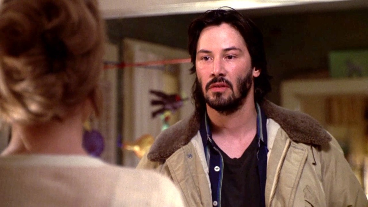 keanu reeves in the gift