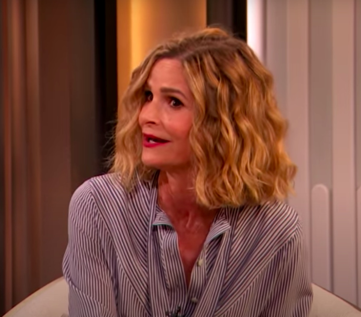 Kyra Sedgwick on The Drew Barrymore Show