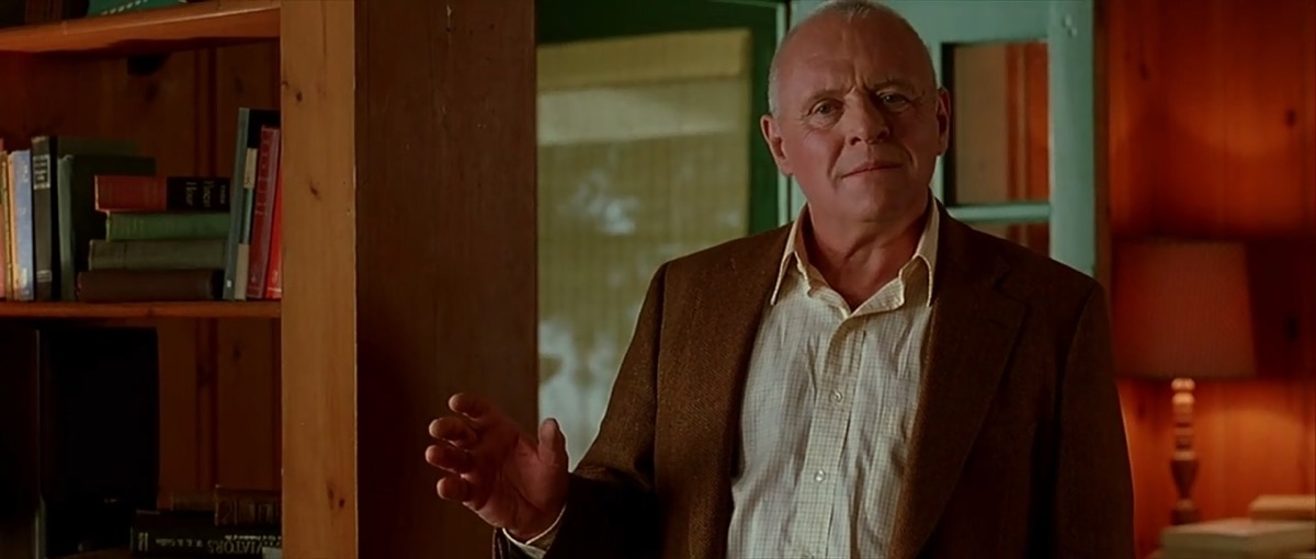 anthony hopkins in the human stain
