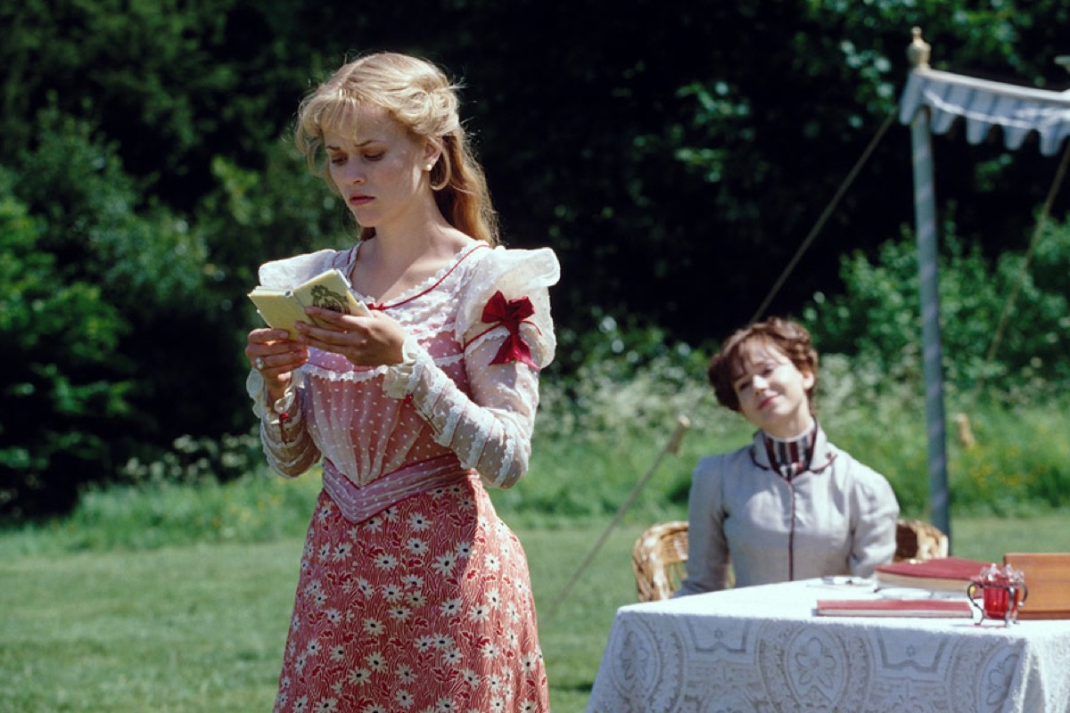reese witherspoon in the importance of being earnest