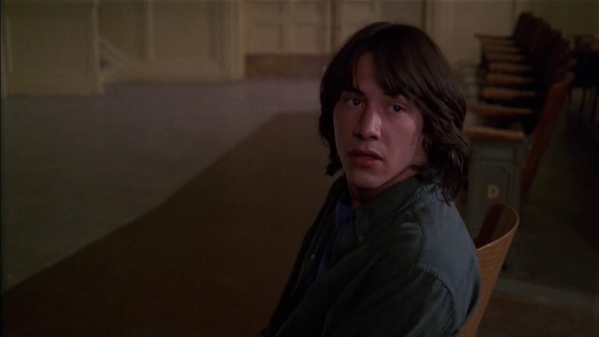 keanu reeves in permanent record