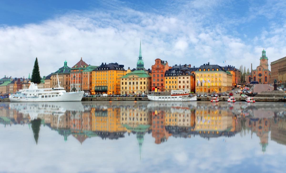 Old Town Sweden