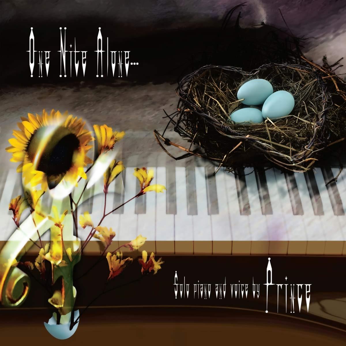 """Prince """"One Nite Alone"""" Album Cover"""
