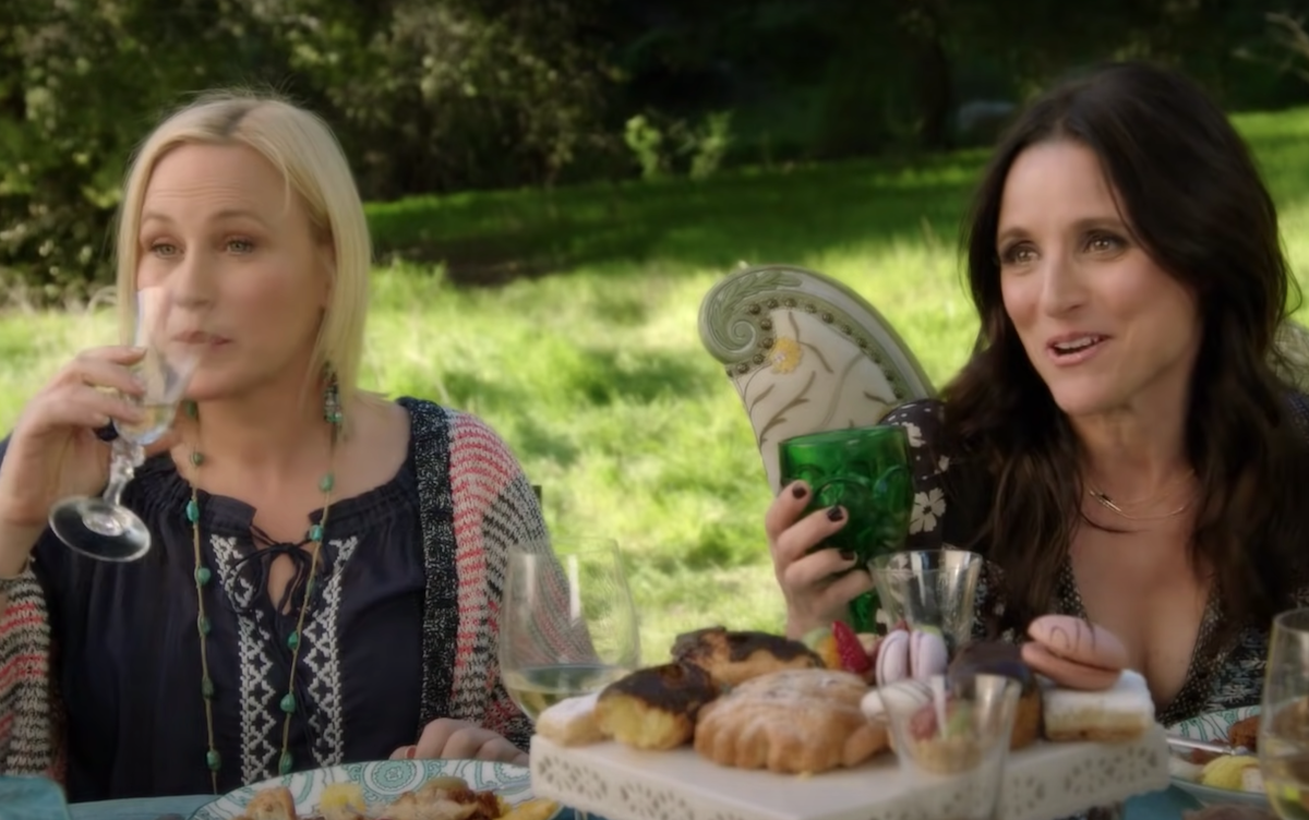 """Patricia Arquette and Julia Louis-Dreyfus on """"Inside Amy Schumer"""""""
