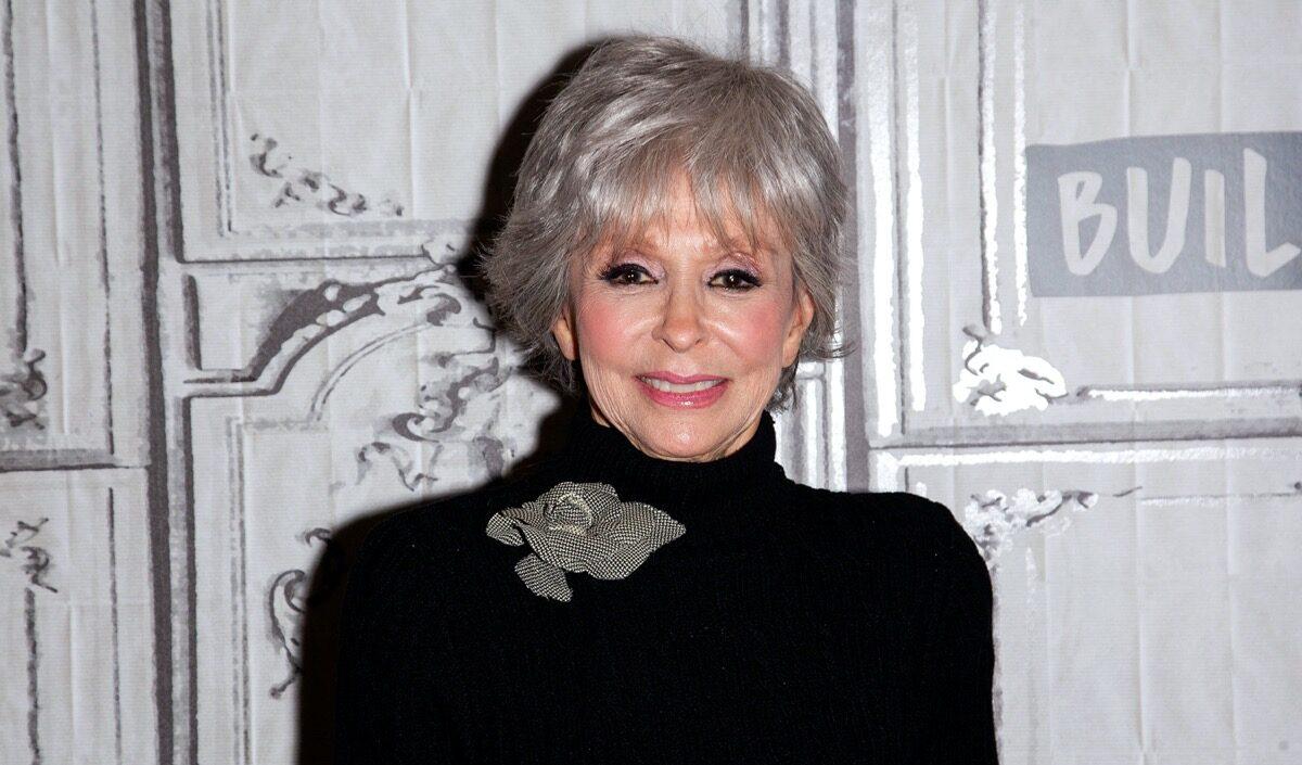 Rita Moreno in 2019