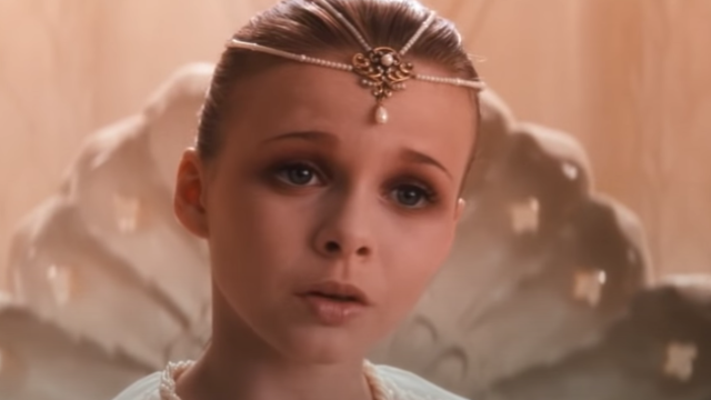 """Tami Stronach in """"The NeverEnding Story"""""""