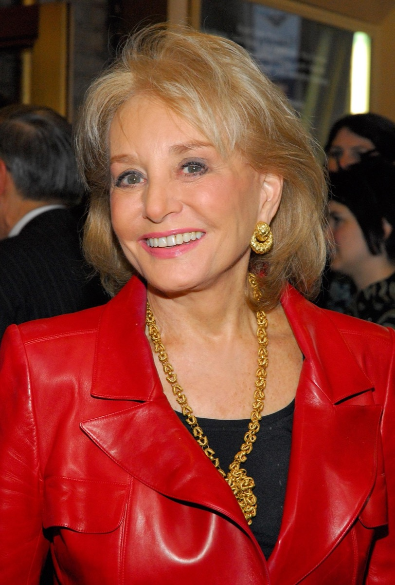 Barbara Walters 2006