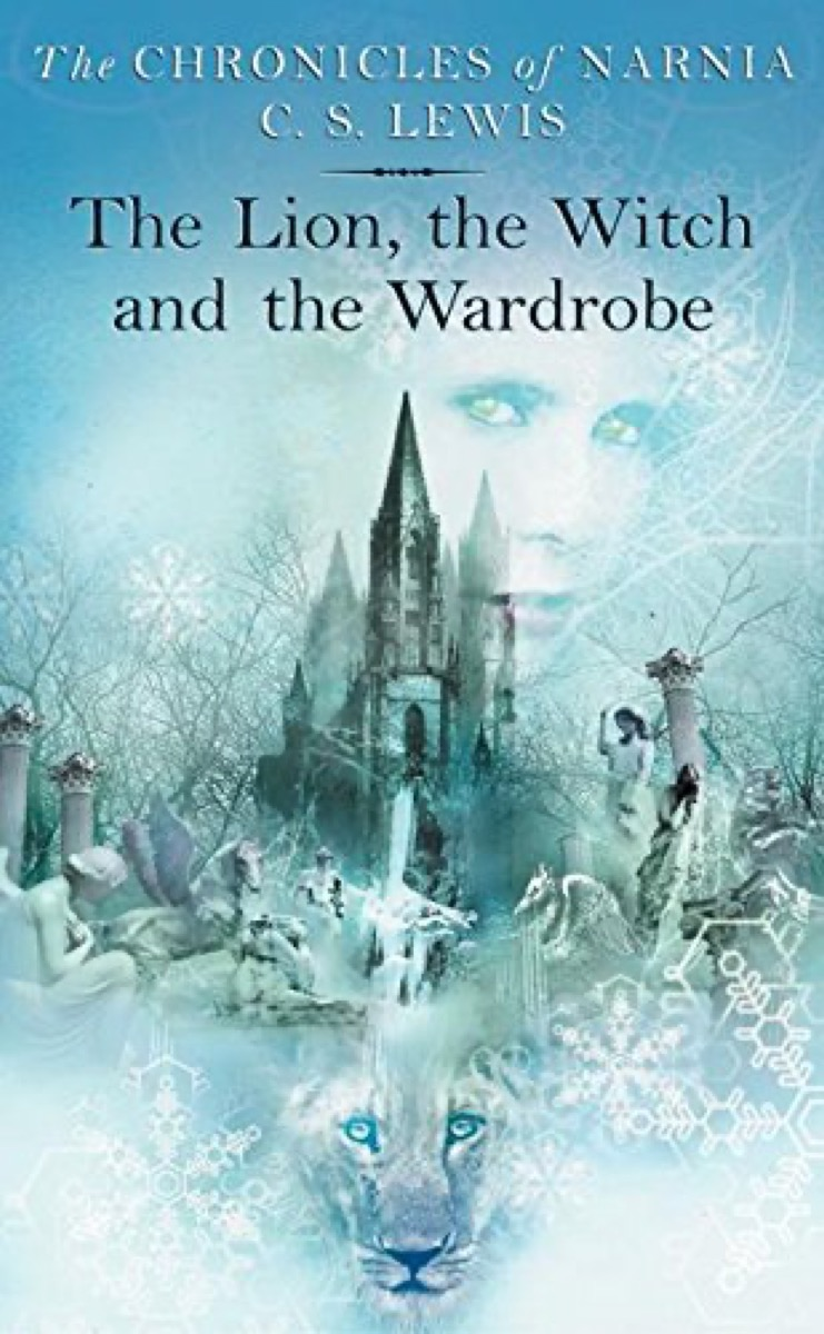 """Book Cover of """"The Chronicles of Narnia: The Lion, the Witch, and the Wardrobe"""" by C.S. Lewis"""