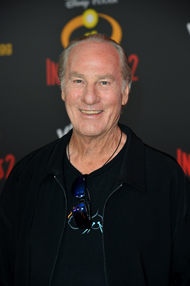 """Craig T. Nelson at the premiere of """"Incredibles 2"""" in 2018"""