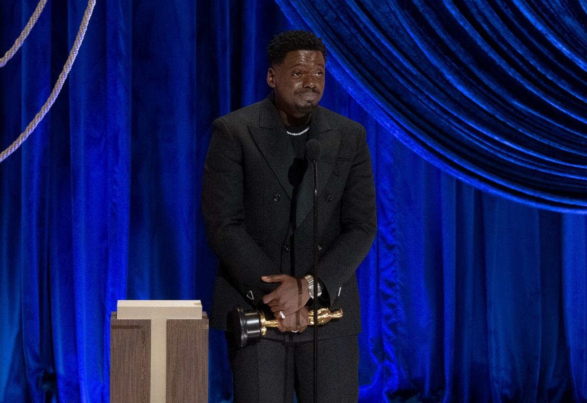 Daniel Kaluuya Oscar acceptance speech