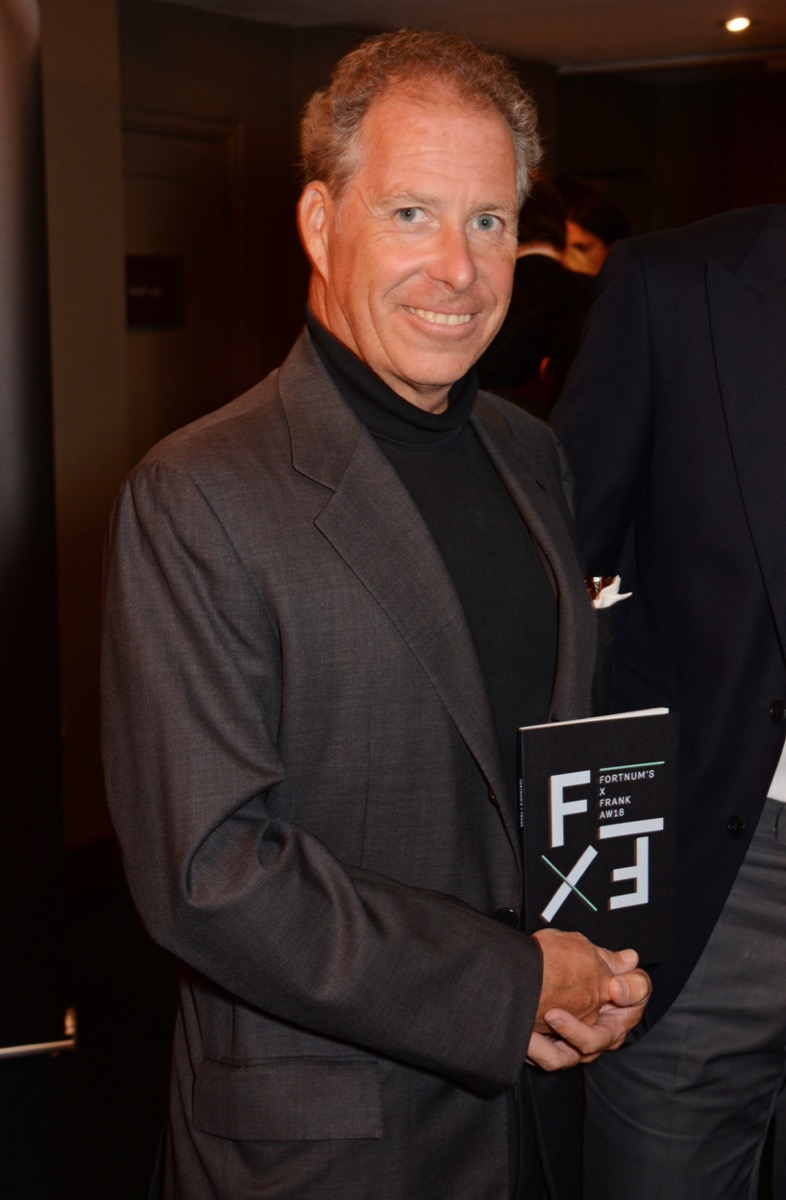 David Armstrong Jones in 2018