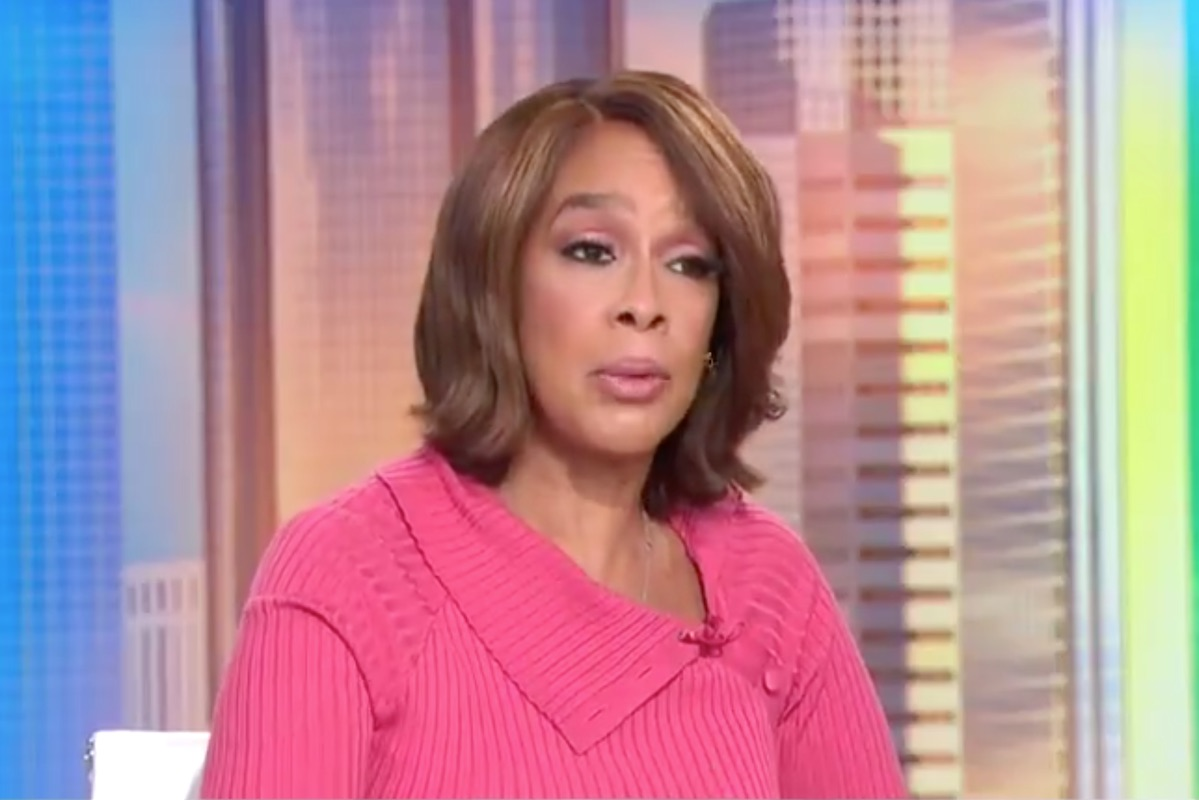 Gayle King discusses the fallout of Harry and Meghan's Oprah interview