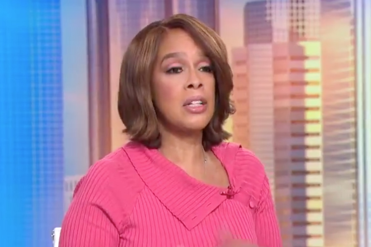 Gayle King discusses Harry and Meghan's interview on CBS This Morning
