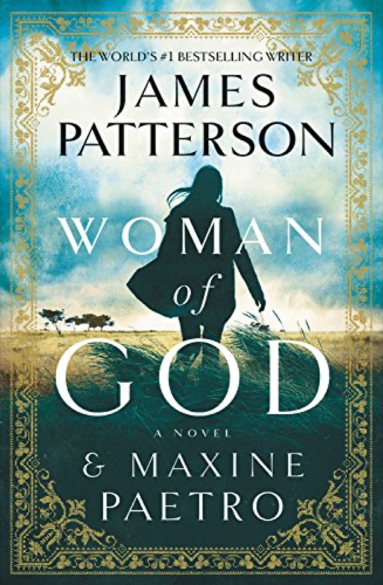 """Book cover of """"Women of God"""" by James Patterson and Maxine Paetro"""