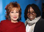 Joy Behar and Whoopi Goldberg 2011