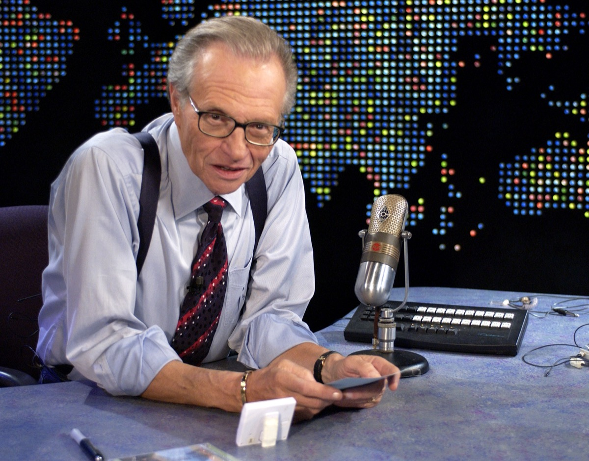 Larry King Live in 2003