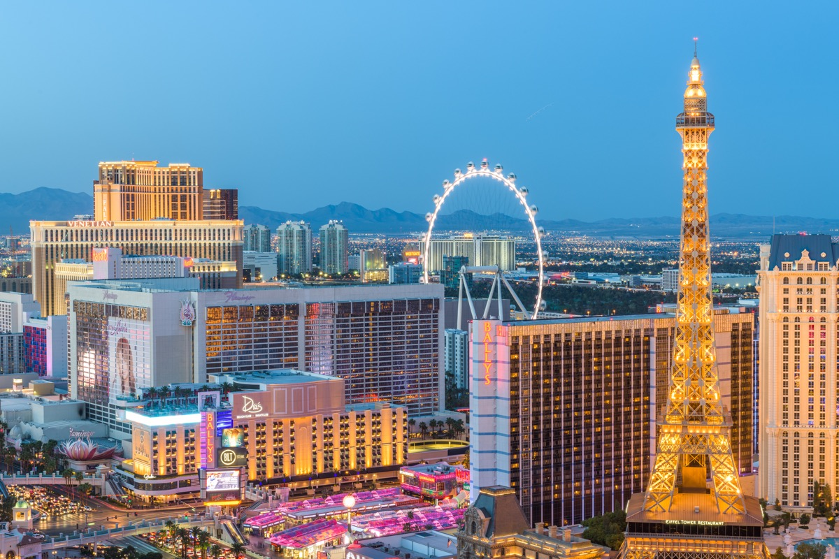 hotels and casinos in las vegas, nevada