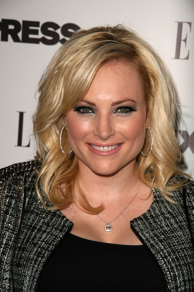 Meghan McCain at an ELLE and Express event in 2010
