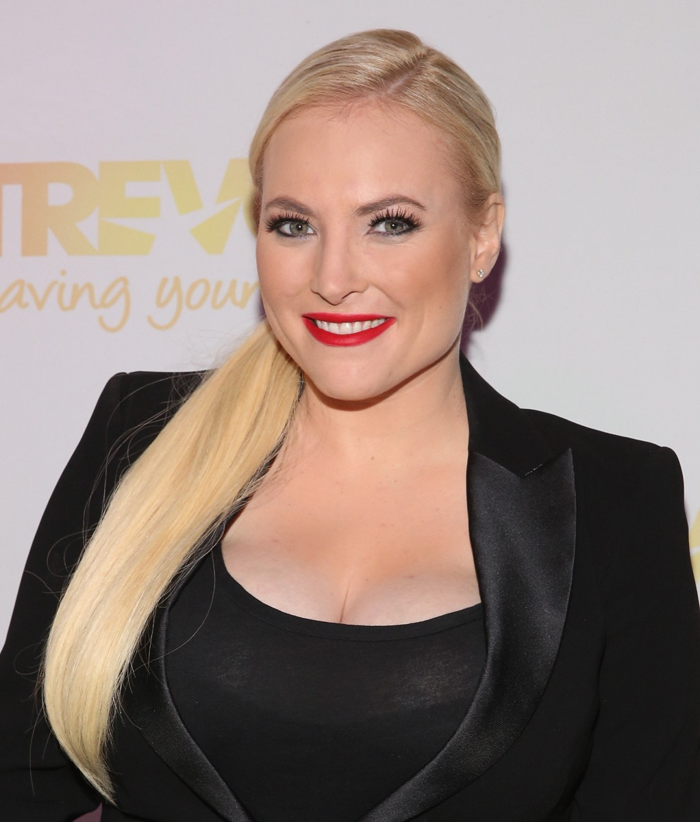 Meghan McCain at the Trever Project in 2015