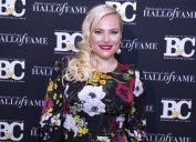 Meghan McCain at the Cable Hall of Fame Gala in 2017