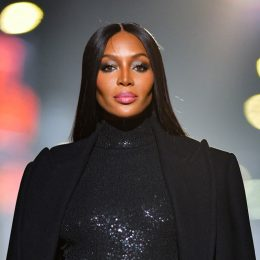 Naomi Campbell in Michael Kors Fashion Show