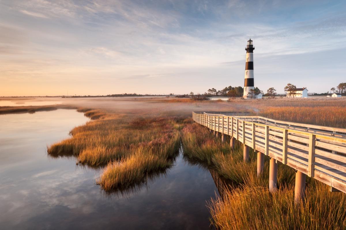 north carolina, outerbanks, lighthouse