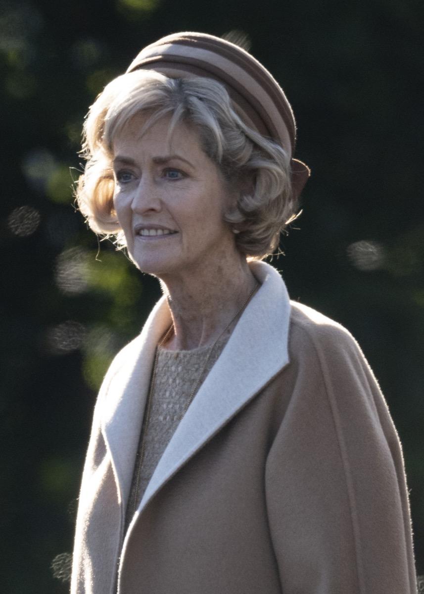Penny Knatchbull, Countess Mountbatten of Burma in 2019