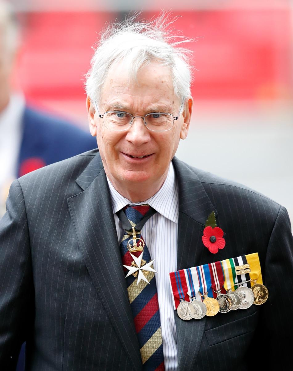 Prince Richard, Duke of Gloucester in 2019