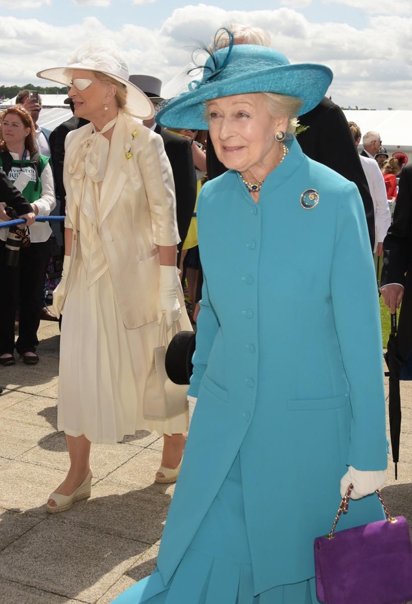 Princess Alexandra, Lady Ogilvy in 2015