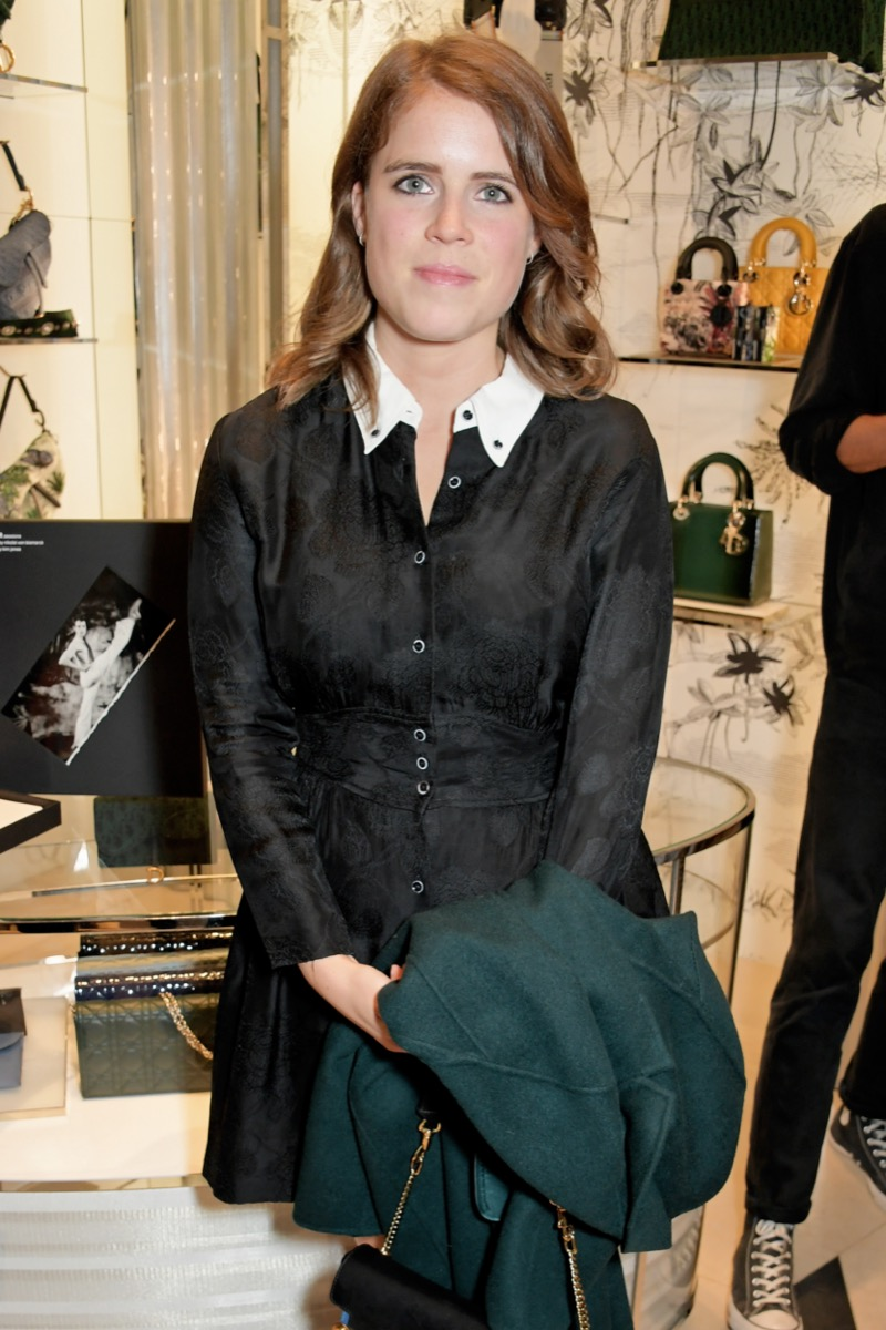 Princess Eugenie of New York in 2019