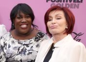 Sheryl Underwood and Sharon Osbourne attend the 2020 13th Annual ESSENCE Black Women in Hollywood Luncheon at Beverly Wilshire, A Four Seasons Hotel on February 06, 2020 in Beverly Hills, California