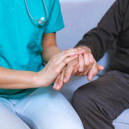 Parkinson Disease, Persons hand