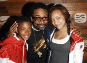 Spike Lee, Jackson Lee, and Satchel Lee in 2008