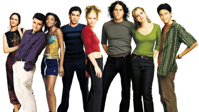 """The cast of """"10 Things I Hate About You"""""""