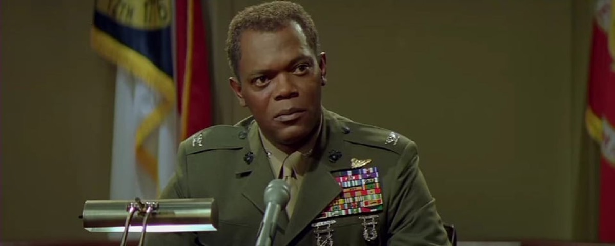 samuel l. jackson in rules of engagement