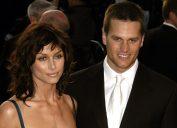Bridget Moynahan and Tom Brady in 2005