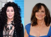 Cher and Sally Field