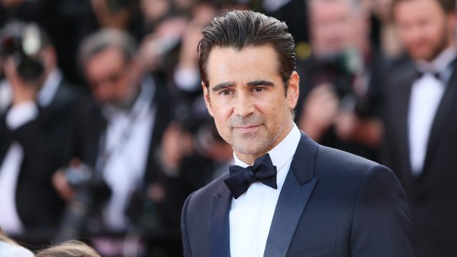 Colin Farrell at the 2017 Cannes Film Festival