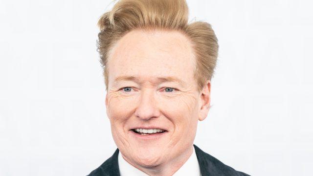 Conan O'Brien at WarnerMedia Upfront 2019