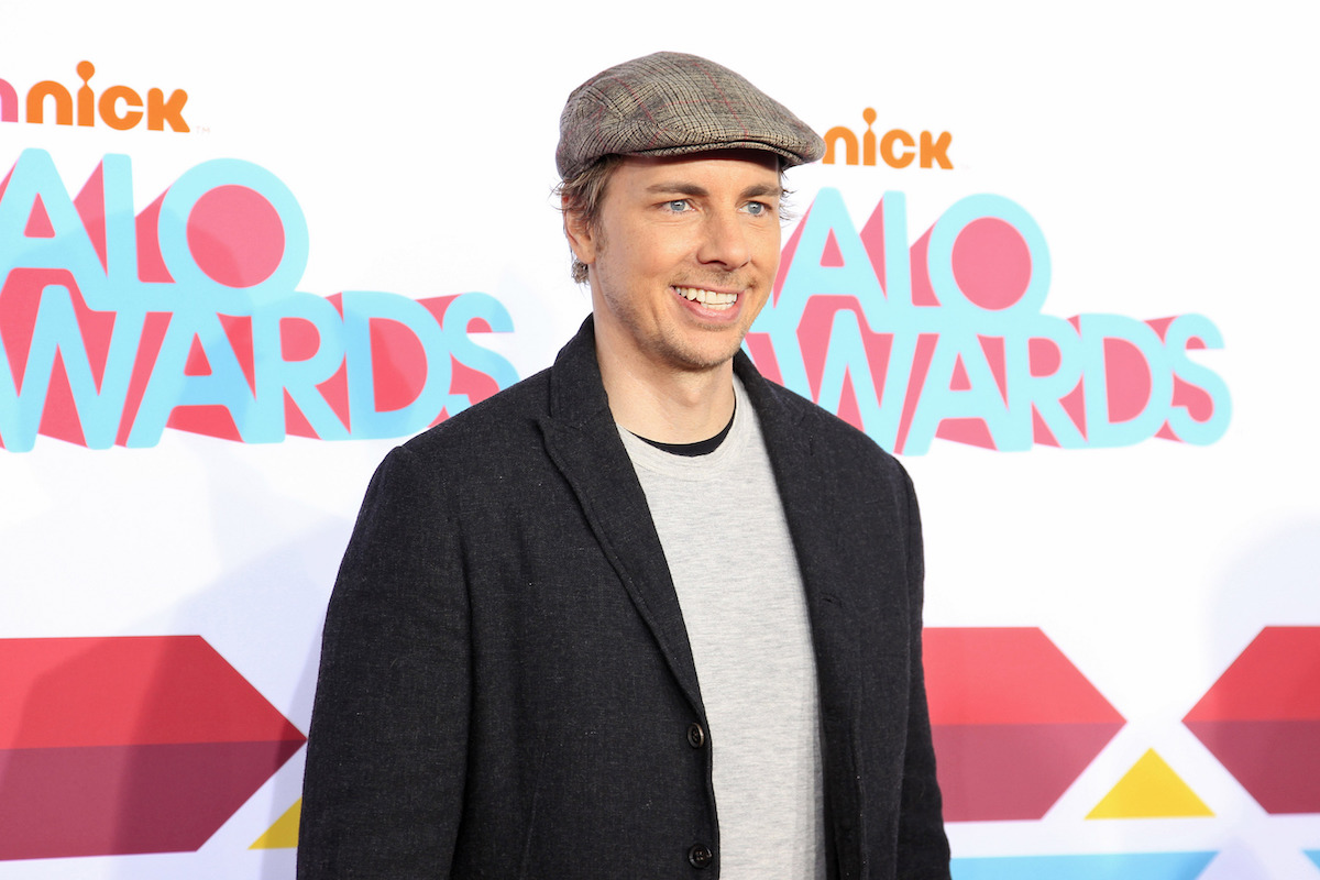 Dax Shepard at the TeenNick HALO Awards in 2013