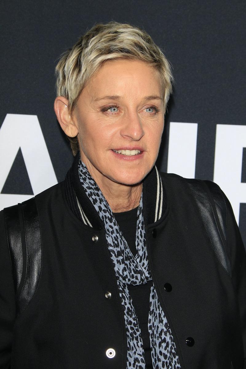 Ellen DeGeneres in 2016