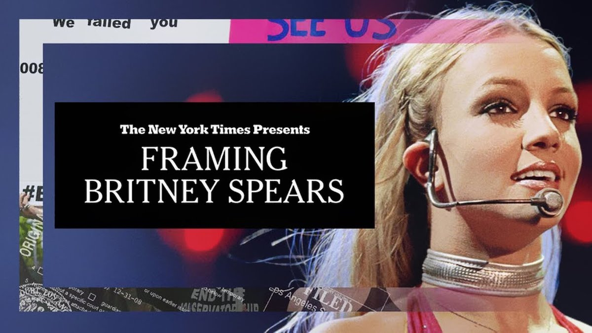 Trailer for Britney Spears documentary by The New York Times