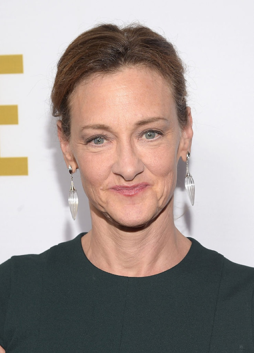 joan cusack on the red carpet