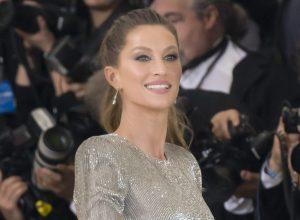 Gisele Bündchen at the 2017 Met Gala