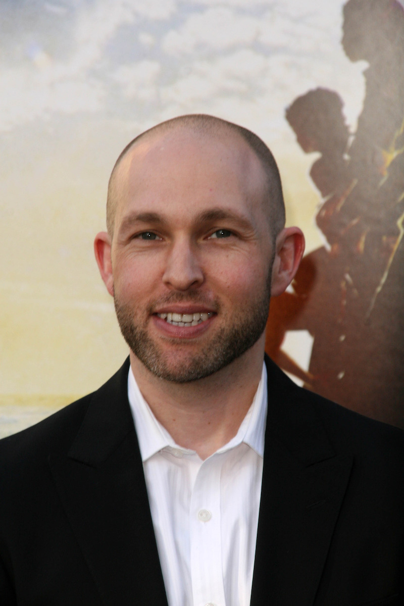 """Jeff Cohen at a """"Goonies"""" 25th anniversary event in 2010"""