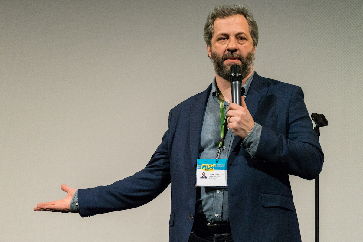 Judd Apatow at SXSW in 2016
