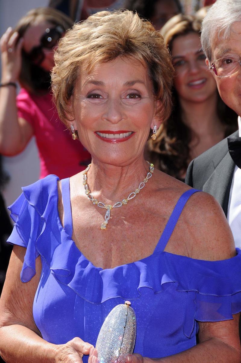 Judy Sheindlin at the 2008 Daytime Emmy Awards