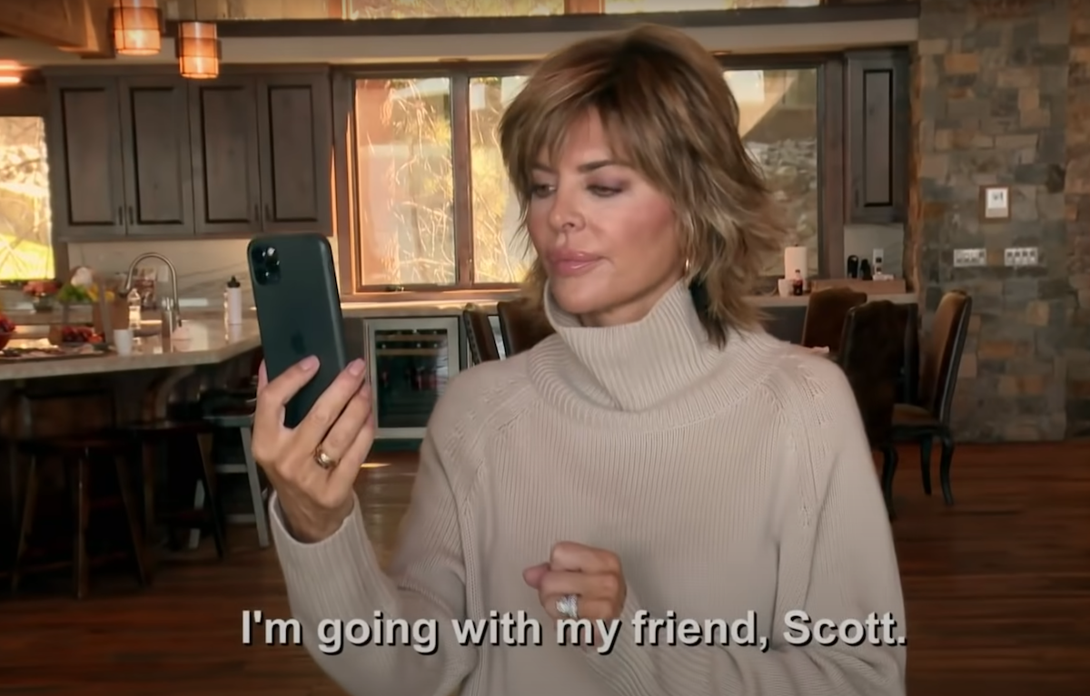 """Lisa Rinna on """"The Real Housewives of Beverly Hills"""""""