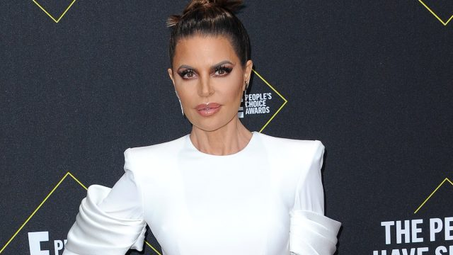 Lisa Rinna at the 2019 People's Choice Awards